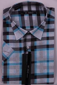 Изображение Молодежная рубашка в клетку
