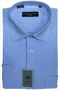 Изображение Классическая рубашка с коротким рукавом