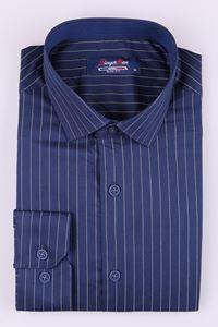 Изображение Молодежная рубашка с длинным рукавом (Арт. T 7407S)