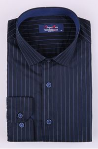 Изображение Молодежная рубашка с длинным рукавом (Арт. T 7408S)